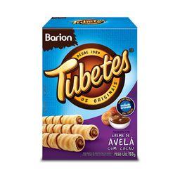 Tubetes Barion Chocolate C/ Avela 150G Chocolate C/ Avela