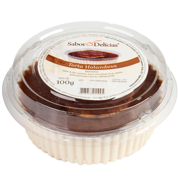 Torta Sabor & Delicias Pote 100G Holandesa