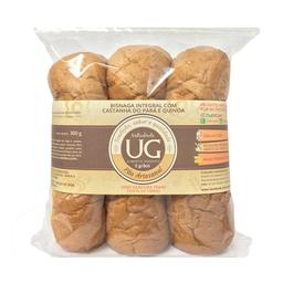 Bisnaguinha Integral Ug 300G Cast Para/Quinoa