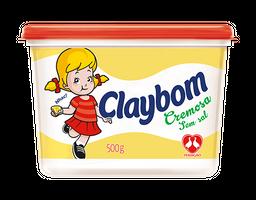 Margarina Claybom Sem Sal 500g