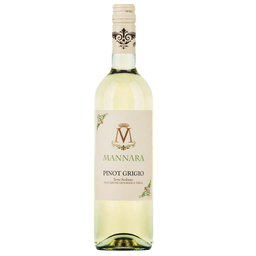 Vinho Italiano Mann Pinot Grigio Bco 750Ml