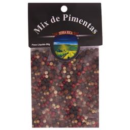 Mix Pimenta Terra Rica 60G