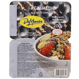 Polpa Fruta Demarchi Açaí 200G