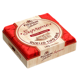 Queijo Brie Supreme Polenghi Sel 140G