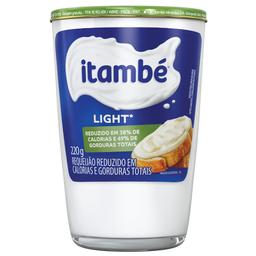 Requeijão Itambe Cp 220G Light