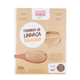 Farinha Linhaça Dourada Chocolate V 250G