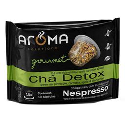 Chá Aroma Capsula 25G Detox