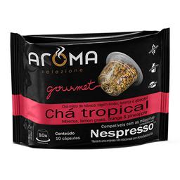 Chá Aroma Capsula 25G Tropical