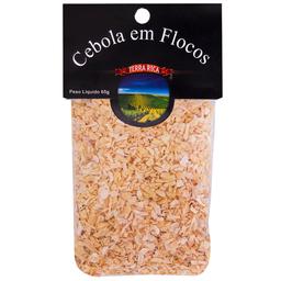 Cebola Em Flocos Terra Rica 65G