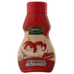 Cobertura Ingredient Morango 240G
