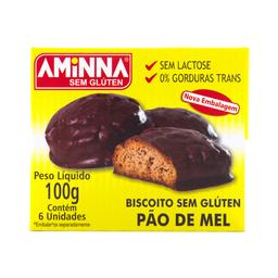 Pão De Mel Aminna 100G