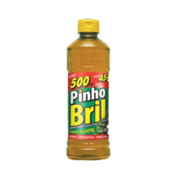 Desinfetante Pinho Bril Plus Leve 500 Pague 450 mL