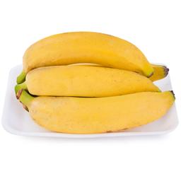 Banana Prata Organica 600G Qualyban