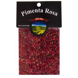 Pimenta Rosa Grao Terra Rica Pacote 25