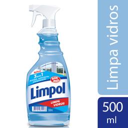 Limpa Vidro Limpol Pulv 500Ml