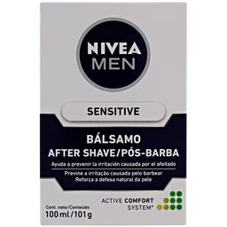 Bálsamo Pós Barba Nivea Formen100Ml Sensitive