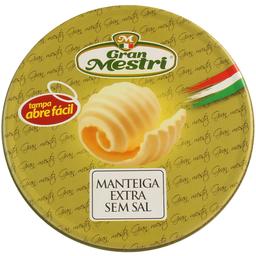 Manteiga Granmestri Lta 200G S/Sal