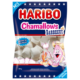 Marshmallow Haribo 250G Tradicional