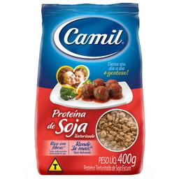 Proteina Soja Camil Texturizada400G Carne