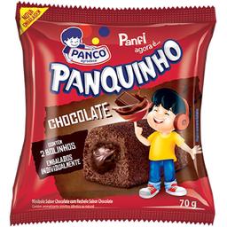 Mini Bolo Panco Panfi 70G C/2 Choc