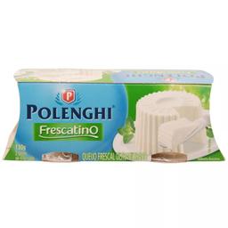 Queijo Frescatino Polenghi 130G C/2