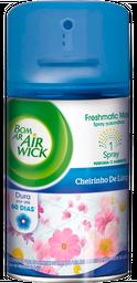 Refil AirWick Freshmatic Cheirinho de Limpeza 250ml