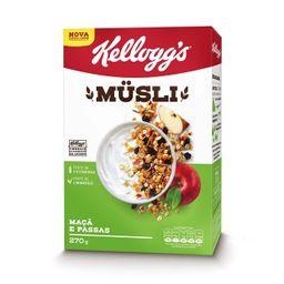 Cereal Musli Cxa 270G Maca/Passas