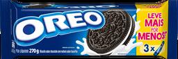 Oreo Original Embalagem Economica 270 g