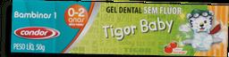 Gel Dental Condor Tigor T Tigre Baby 50g