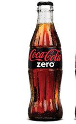 Refrigerante Coca Cola Zero Vidro