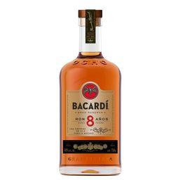 Bacardi Rum 8 Yo