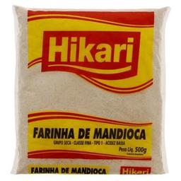 Hikari Farinha de Mandioca Crua