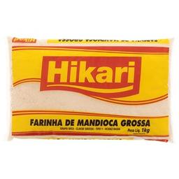 Hikari Farinha de Mandioca Grossa