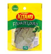 Kitano Folha de Louro Pacote