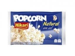 Hikari Milho Pipoca Microond Natural Com Sal