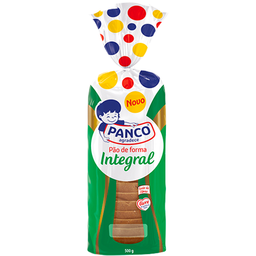 Pao Integral Panco 500 g