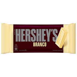 Barra De Chocolate Branco Hershey S 92G