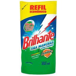 Tira Manchas Antibac Refil Brilhante 450mL