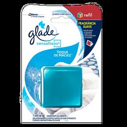 Desodorizador Glade Sens Refil  Manhã Do Campo 8 g