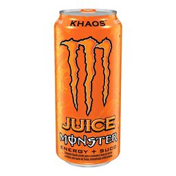 Energético Monster Energy Khaos 473mL