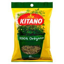 Orégano Kitano Pacote 15g