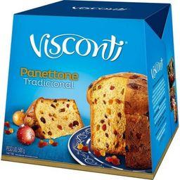 Panettone Tradicional Visconti 400 g