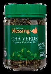 Chá Blessing Orgânico Verde (Japonês) 100 g