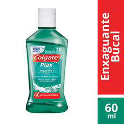 Enxaguante Bucal Colgate Plax Fresh Mint 60ml