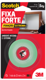 Fixa Forte Extreme 25Mm X 2M