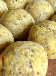 Pão sem Queijo Vegano - 4 Unidades