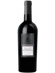 Vinho Tinto Italiano Campiano Primitivo Manduria 750 mL