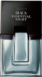 Black Essential Night perfume masculino