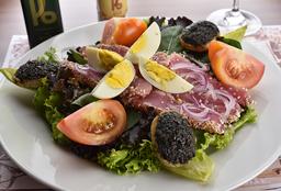 "Grand Salade Niçoise À ""Kadu Moliterno""..."