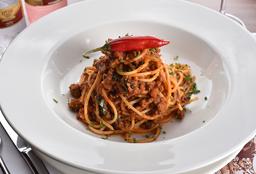"Spaghetti Alla Bolognaise À ""Jayme Monjardim"""